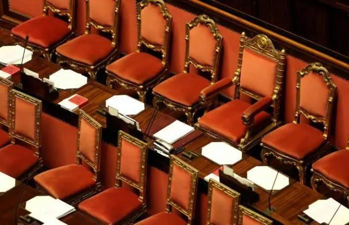 Banchi del Senato