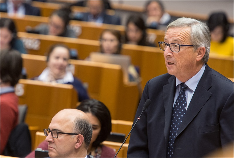 Jean-Claude Juncker, presidente della Commissione Europea